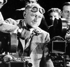 CECIL B. DeMILLE (1881-1959) | Pangborn on Film